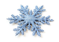 New Year snowflake Stock Image