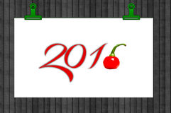 A new year spicy. Illustration new year spicy. Can be used as wallpaper, blog posts, cards, various impressions, among others Stock Images