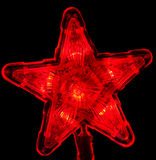 New year star Stock Images