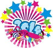 New Year symbol Stock Image
