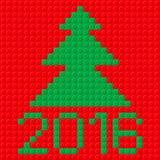 New Year symbols Royalty Free Stock Photos