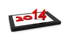 2014 new year Royalty Free Stock Photo