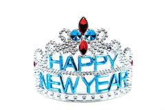 New Year Tiara Stock Photos