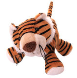 New-year tiger cub. On an east calendar 2010 - year of tiger Stock Photo