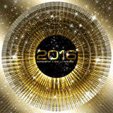 New Year Trance Background Royalty Free Stock Images