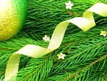 New Year tree Stock Image
