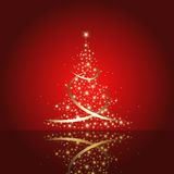 New year tree Royalty Free Stock Photo