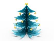 New Year tree Royalty Free Stock Image