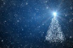 New Year tree Stock Photos