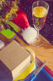 New year at work Stock Images