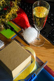 New year at work Royalty Free Stock Photography