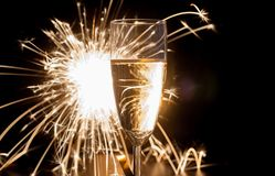 New year's eve Stock Photography