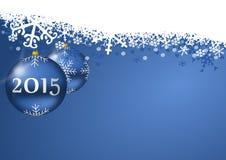 New years 2015 background Stock Photo