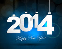 New years background Stock Photography