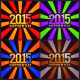 New Years Backgrounds Royalty Free Stock Photos