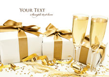 New year´s celebration Royalty Free Stock Image
