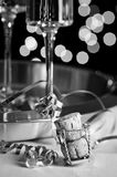 New Years Champagne Royalty Free Stock Images