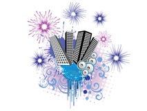 New years eve - 2011 Stock Photos