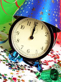 New Years Eve. Midnight Royalty Free Stock Photos