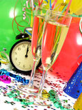 New Years Eve Royalty Free Stock Photos