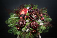 New years eve bouquet Stock Photo