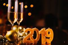 Free New Years Eve Celebration Stock Image - 132689431