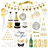 2019 new years eve clipart graphics stock illustration
