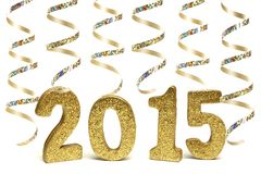 New Years Eve 2015 Stock Image