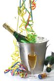 New Years Eve Party Stock Image