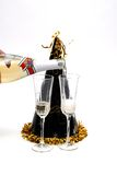 New Years Party Stock Images