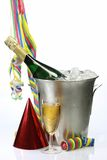 New Years Party Stock Photography