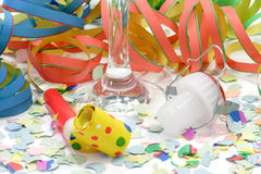 New Years Party Royalty Free Stock Images