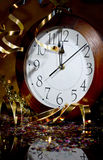 2013 New Years Party Background. Royalty Free Stock Photography