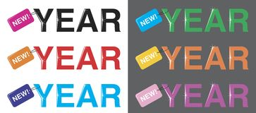 New Years Stock Images