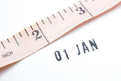 New Years Resolution Royalty Free Stock Image