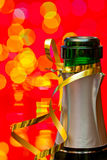New Years's Champagne Royalty Free Stock Photo