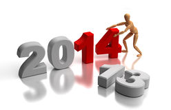 2014 New Years Stock Photos
