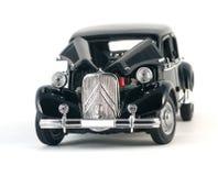Black retro car Royalty Free Stock Photography