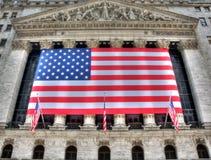 New Yor Stock Exchange Royalty Free Stock Photography