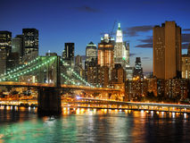 New York Image stock