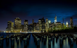 New York Foto de Stock Royalty Free