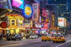 New York Стоковое Фото