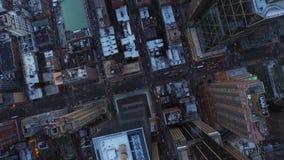 воздушный город New York