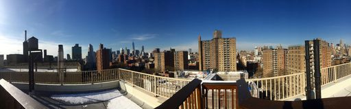 New York royaltyfria foton