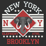 New York Стоковое Изображение