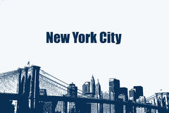 New York Royalty Free Stock Images