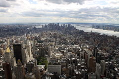 New York from above Stock Photos