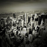 New York from above Royalty Free Stock Photos