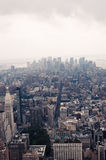 New York from above Stock Images