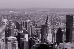 New York aerial Stock Image